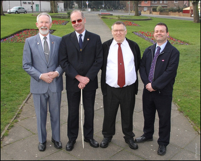 East central ward candidates