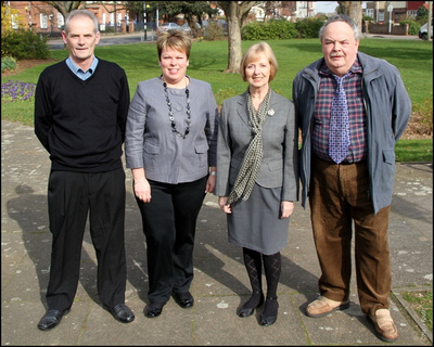 West central ward candidates